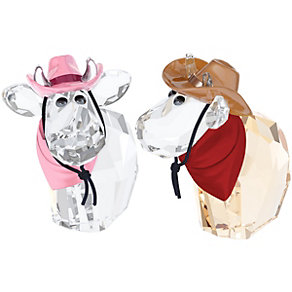 Swarovski Lovlots Crystal Cowboy & Cowgirl 2014 - Product number 1636014