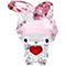Swarovski My Melody Red Heart - Product number 1636049