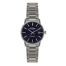 Rotary Avenger Men's Stainless Steel Bracelet Watch - Product number 1638572