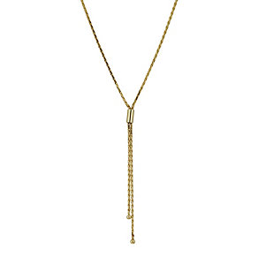9ct gold tassel necklace - Product number 1656120
