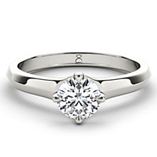 18ct White Gold 0.25ct Diamond Ring - Product number 1660578