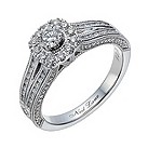 Neil Lane 14ct white gold 70 point diamond ring - Product number 1691473