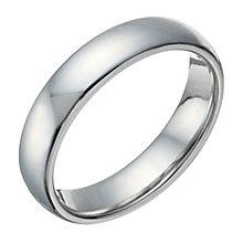 Cobalt Polished 5mm Ring - Product number 1693433