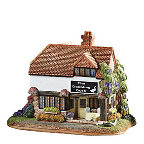 Lilliput Lane The Dabbling Duck - Product number 1696025