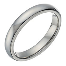 Titanium  Polished 4mm Ring - Product number 1696173