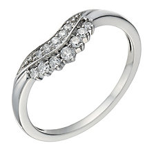 Palladium 950 15 Point Diamond Ring - Product number 1700154