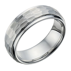 Tungsten Textured Ring - Product number 1704133