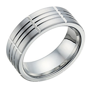 Cobalt Groove Ring - Product number 1704265