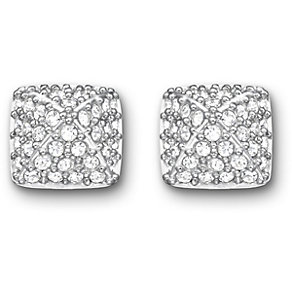 Swarovski Tactic crystal stud earrings - Product number 1722050