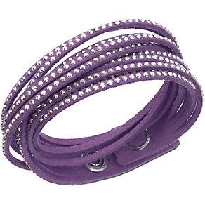 Swarovski Slake crystal violet bracelet - Product number 1722123