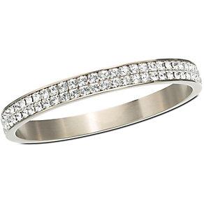 Swarovski Trendy crystal medium bangle - Product number 1722840