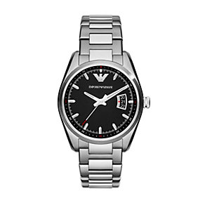 Emporio Armani men's stainless steel bracelet watch - Product number 1736337