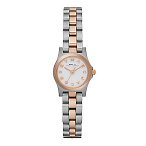 Marc by Marc Jacobs ladies' two colour bracelet watch - Product number 1736973