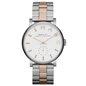 Marc by Marc Jacobs ladies' two colour bracelet watch - Product number 1737023