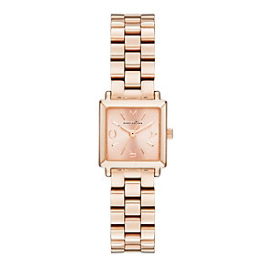 Marc by Marc Jacobs Katherine ladies' rose gold-plated watch - Product number 1737430