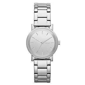 DKNY Mirror ladies' stainless steel bracelet watch - Product number 1738100