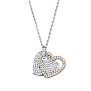 Swarovski Amorous Versatile double heart pendant - Product number 1738496