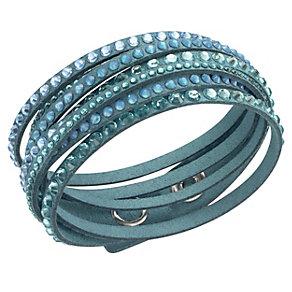 Swarovski Slake deluxe crystal turquoise bracelet - Product number 1739492