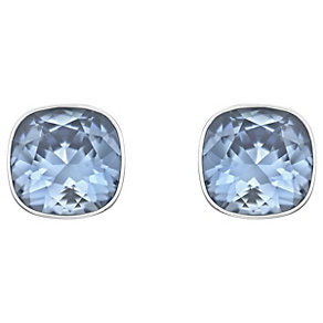 Swarovski Appeal palladium-plated blue crystal stud earrings - Product number 1739530
