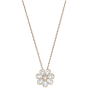 Swarovski Astrid gold-plated crystal flower pendant - Product number 1740768