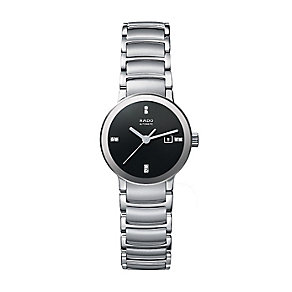 Rado ladies' stainless steel bracelet watch - Product number 1742485
