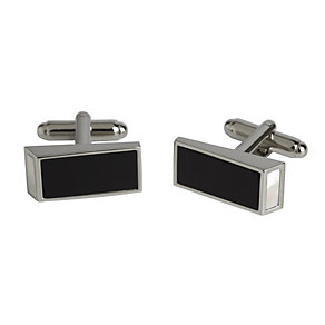 Simon Carter onyx & mother of pearl cufflinks - Product number 1746146