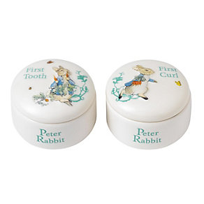 Beatrix Potter - First Tooth & First Curl Boxes - Product number 1749951