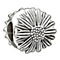 Chamilia sterling silver 'Garden Club April Daisy' bead - Product number 1751107