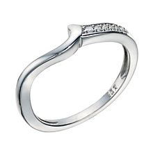 Perfect Fit 9ct White Gold Diamond Eternity Ring - Product number 1760645
