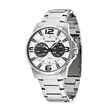 Police Men's Multi Dial Stainless Steel Bracelet Watch - Product number 1763482
