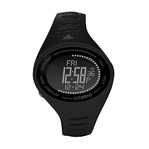 Adidas Adizero Unisex Chronograph PU Strap Watch - Product number 1764543