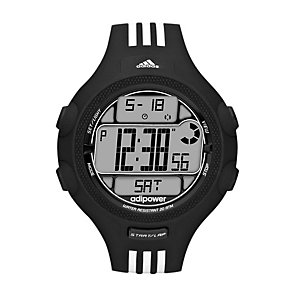 Adidas Adizero Men's Chronograph PU Strap Watch - Product number 1764942