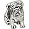 Chamilia Sterling Silver Winston Bulldog Bead - Product number 1765523