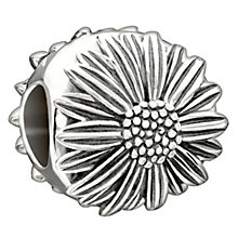 Chamilia Sterling Silver Garden Daisy April Bead - Product number 1766104