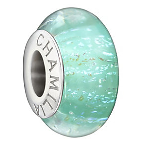 Chamilia Sterling Silver Beach Murano Glass Bead - Product number 1766147