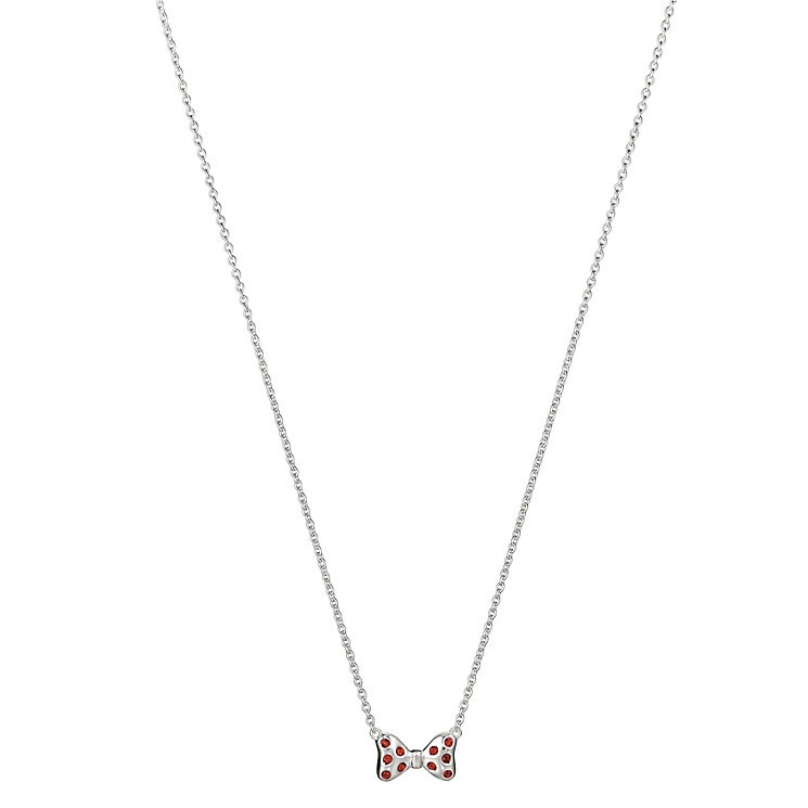 Chamilia Sterling Silver Minnie Mouse Bow Pendant - Product number 1766198