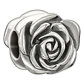 Chamilia Sterling Silver Garden Rose June Bead - Product number 1767127