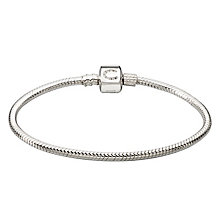 Chamilia Sterling Silver Brilliance Crystal Set Bangle - Product number 1767283