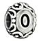Chamilia Sterling Silver Letter O Bead - Product number 1767585
