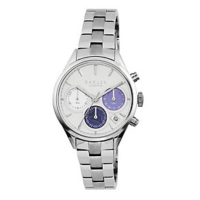Radley Ladies' Chronograph Stainless Steel Bracelet Watch - Product number 1775219