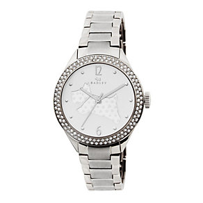 Radley Ladies' Stone Set Stainless Steel Bracelet Watch - Product number 1775286