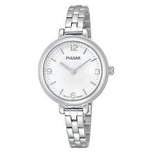Pulsar Ladies' Stainless Steel Bracelet Watch - Product number 1776223