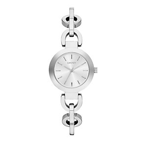 DKNY Stanhope Ladies' Stainless Steel Bracelet Watch - Product number 1776274