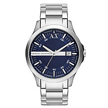 Armani Exchange Men's Stainless Steel Bracelet Watch - Product number 1776428