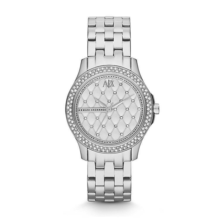 Armani Exchange Ladies' Smart Stainless Steel Bracelet Watch - Product number 1776517