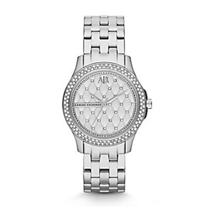Armani Exchange Ladies' Smart Stainless Steel Bracelet Watch - Product number 1776517