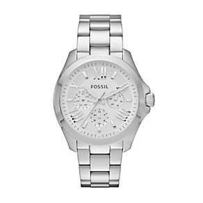 Fossil Cecile Ladies' Stainless Steel Bracelet Watch - Product number 1781014