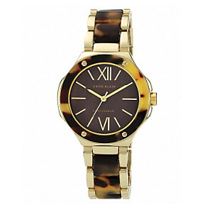 Anne Klein Ladies' Gold-Plated Bracelet Watch - Product number 1838814