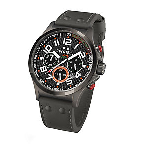 TW Steel Sahara Force India black strap watch - Product number 1844822