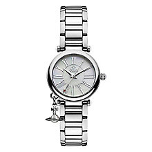 Vivienne Westwood ladies' stainless steel bracelet watch - Product number 1846345